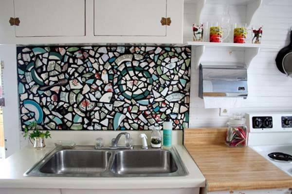 Inexpensive Diy Kitchen Backsplash Ideas Tutorials