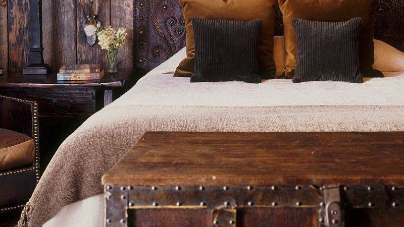 Ingenious Wooden Headboard Ideas Trendy Bedroom