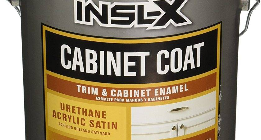 Insl Cabinet Coat Paint Cabinets
