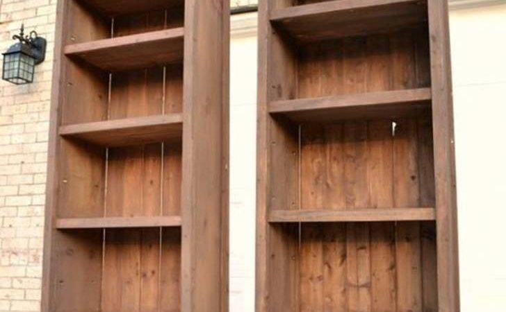 Inspirations Indonesian Bookcase
