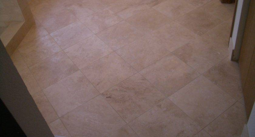 Install Absolutely Flat Floor Tile