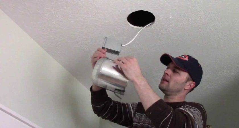 Install Additional Recessed Can Lights Youtube