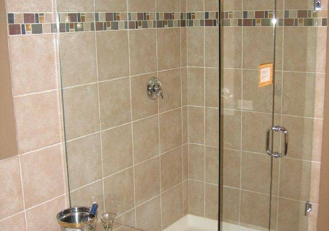 Install Ceramic Tile Shower