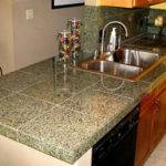 Install Granite Tile Countertop Today Homeowner