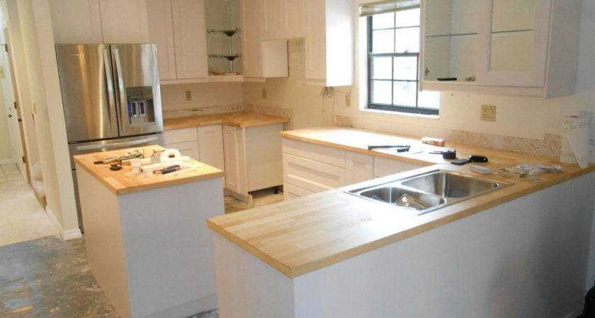 Install Kitchen Cabinets Countertops Home