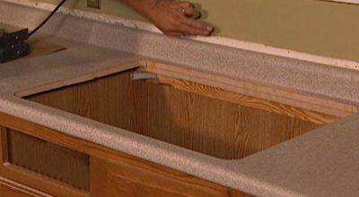 Install Maintain Your Own Kitchen Countertops