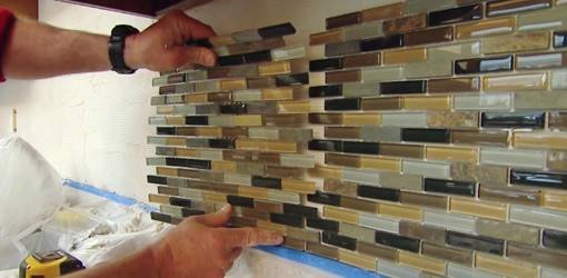 Install Mosaic Tile Backsplash Today Homeowner