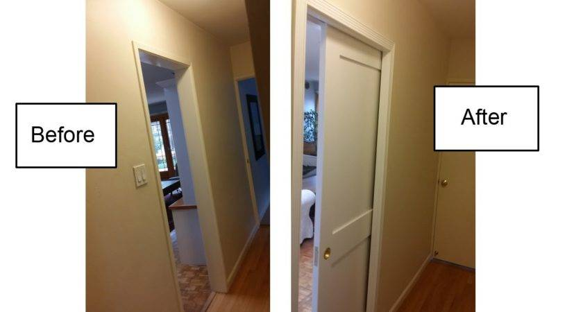 Install Pocket Door Using Johnson