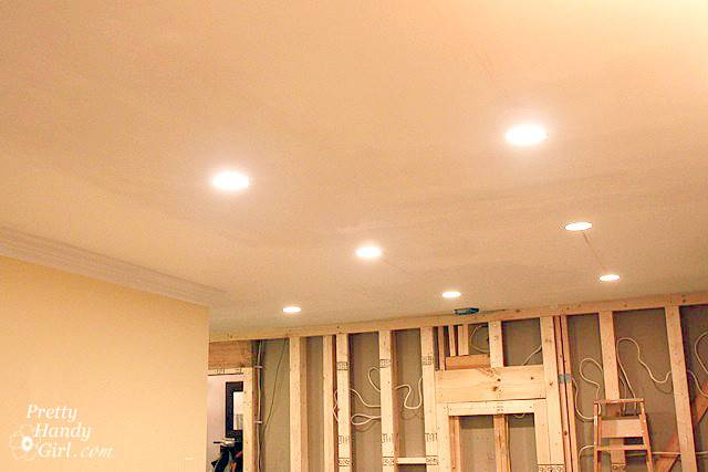 Install Recessed Lights Pretty Handy Girl
