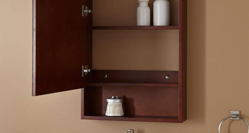 Installing Bathroom Wall Cabinets Decoras