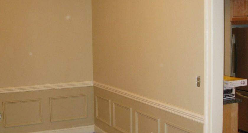 Installing Faux Wainscoting Concord Carpenter