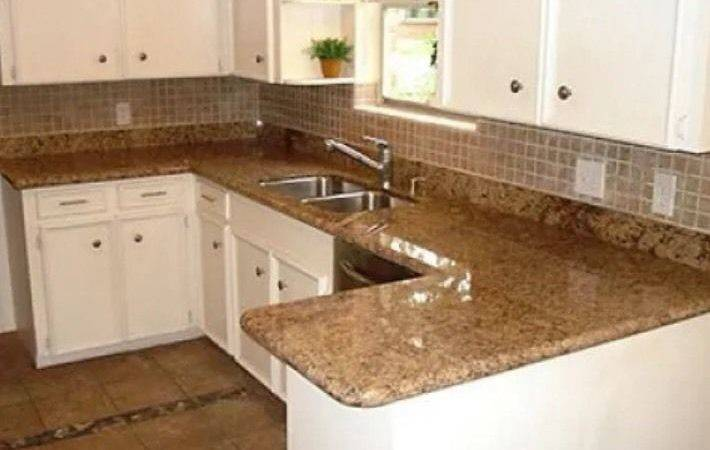 Instant Peel Stick Granite Counter Cabinet Wall Cover