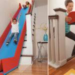 Instant Slide Makes Stairs Even Better Than Firehouse