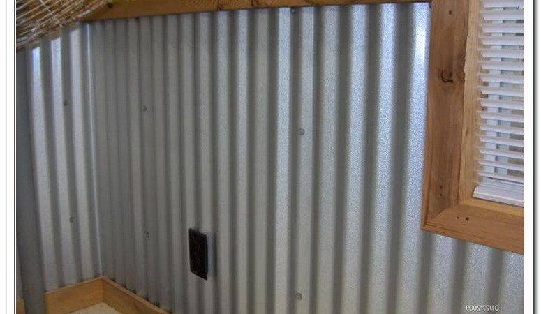 27 Best Photo Of Corrugated Metal Panels For Interior Walls Ideas - Gabe & Jenny Homes