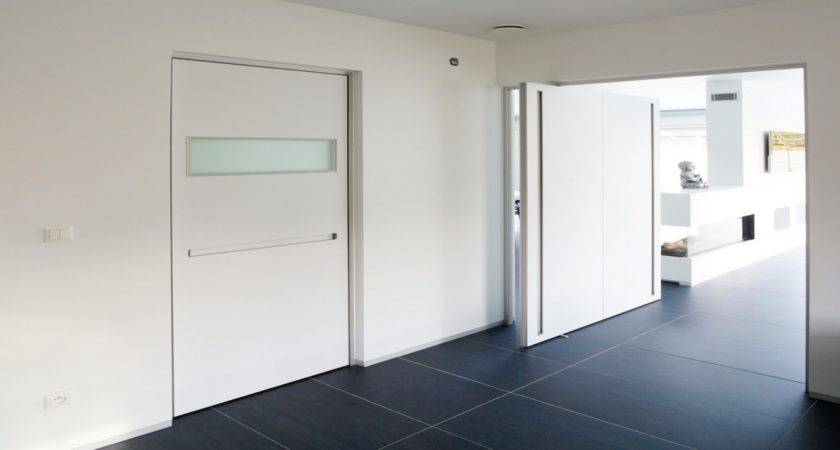 Interior Pivot Doors Custom Made Pivoting