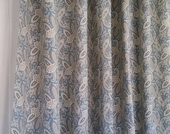 Items Similar Fabric Shower Curtain Covington Ballard