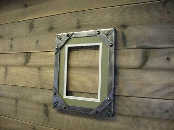 Items Similar Industrial Style Frame Etsy