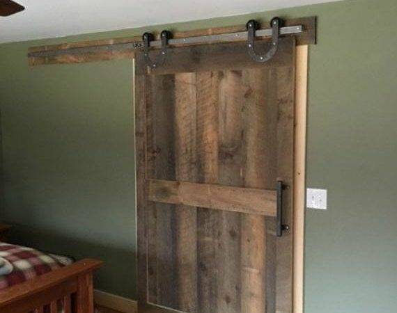 Items Similar Sliding Barn Door Hardware Jumbo Double