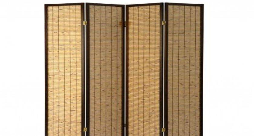 Japanese Inspired Furniture Divider Room Partition Wall