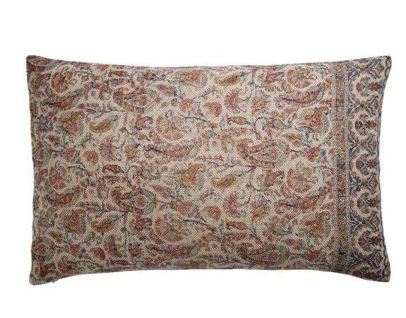 Jaxton Printed Pillow Cover Lovely Inch