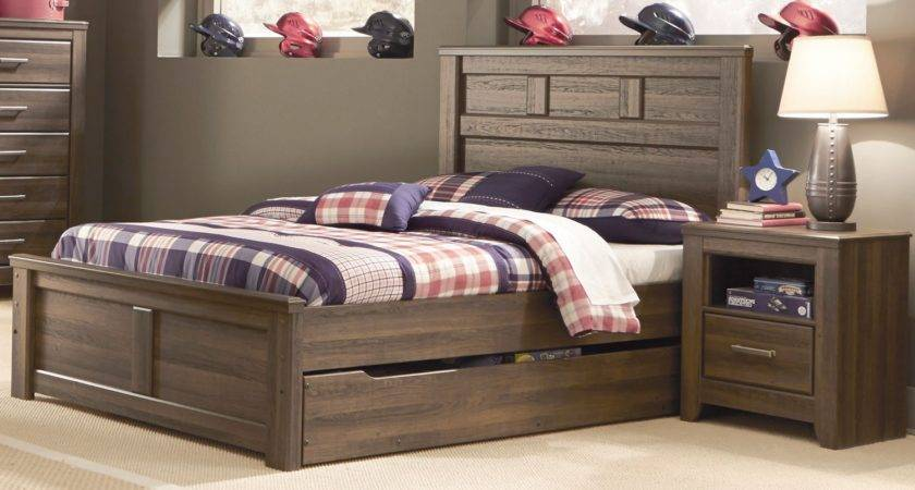 Juararo Trundle Bed Boys Beds