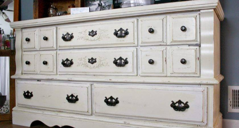 Junk Nest Diy Chalk Painted Dresser Review