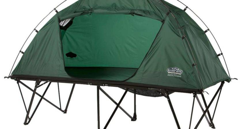 Kamp Rite Collapsible Combo Tent Cot Cots
