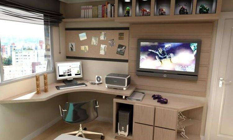 Keep Your Room Neat Having Computer Desk Stand
