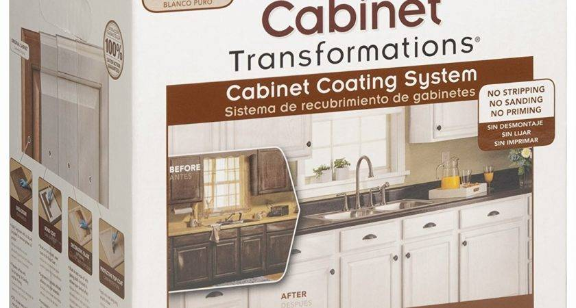 Kelly Reviews Rust Oleum Cabinet Transformations
