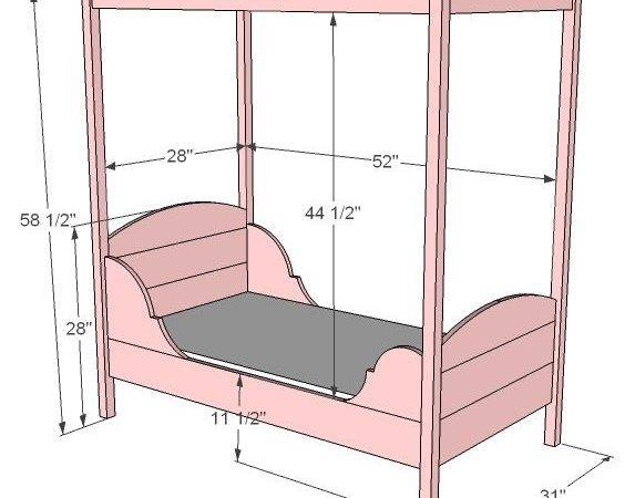 Kids Bed Design Bunk Infant Toddlers Mattress Space