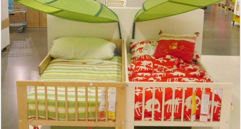 Kids Beds Ikea Bunk Bed Play Area Underneath