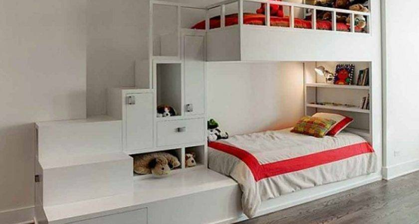 Kids Room Designs Charming Beds Storage Ideas