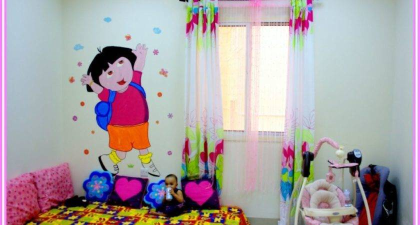 Kids Rooms Paint Ideas Wall Decal