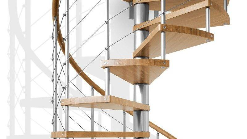 Kit Spiral Staircase Genius Staircases