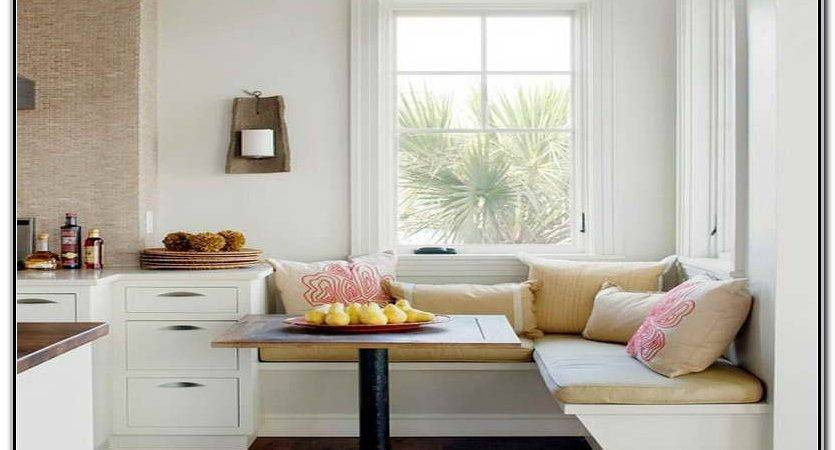 Kitchen Banquette Seating Ikea Set Home