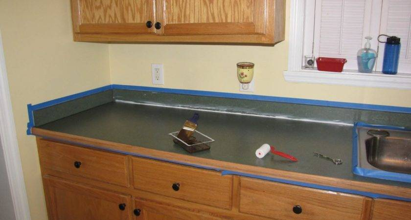 Kitchen Beautiful Countertop Materials Can Paint