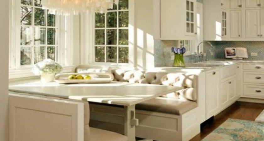 Kitchen Bench Seating Table