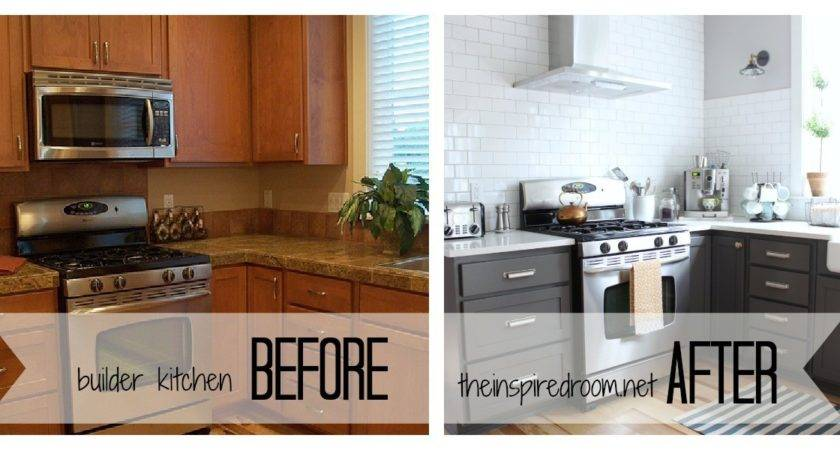 Kitchen Cabinet Colors Before After Inspired Room