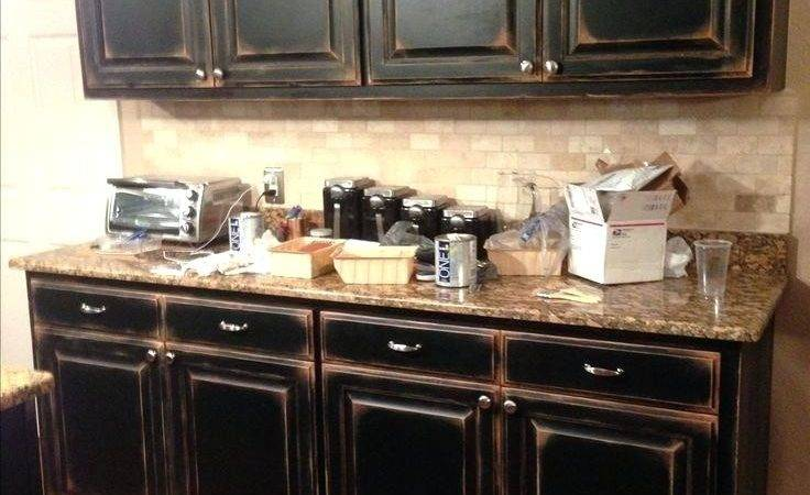 Kitchen Cabinet Diy Repainting Cabinets Furniture