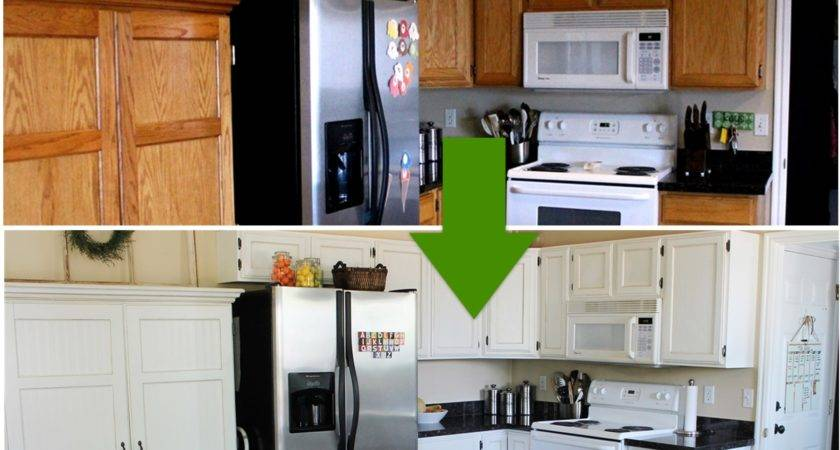 Kitchen Cabinet Painting Great Diy