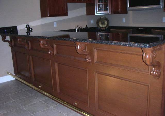 Kitchen Counter Support Corbels Granite