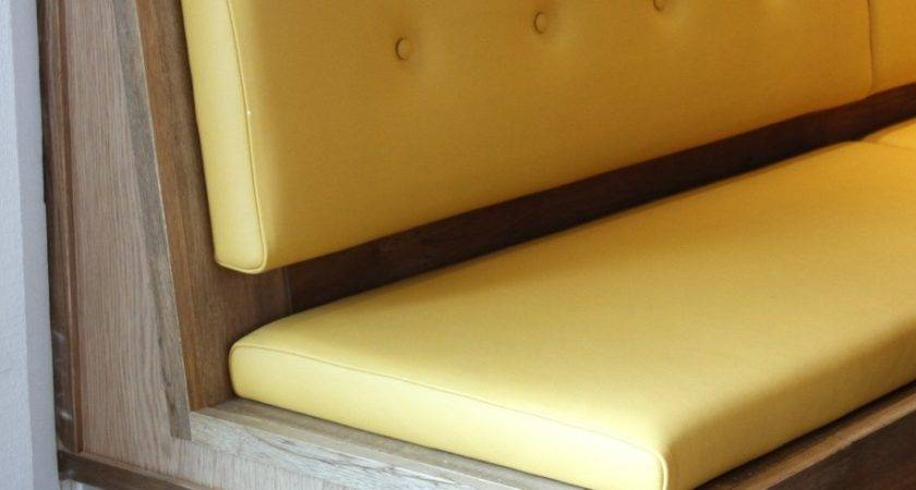 Kitchen Dining Banquette Seating Bistro Into Your