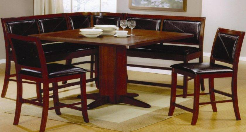 Kitchen Dining Tables Benches Corner Booth