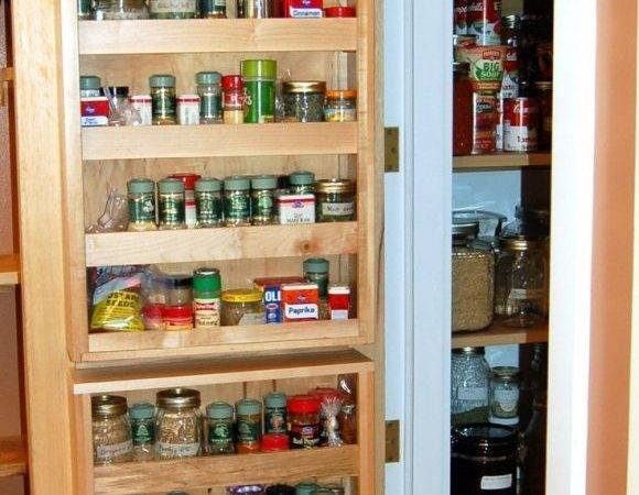 Kitchen Get Your Organized Spice