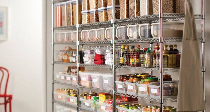Kitchen Pantry Ideas Form Function