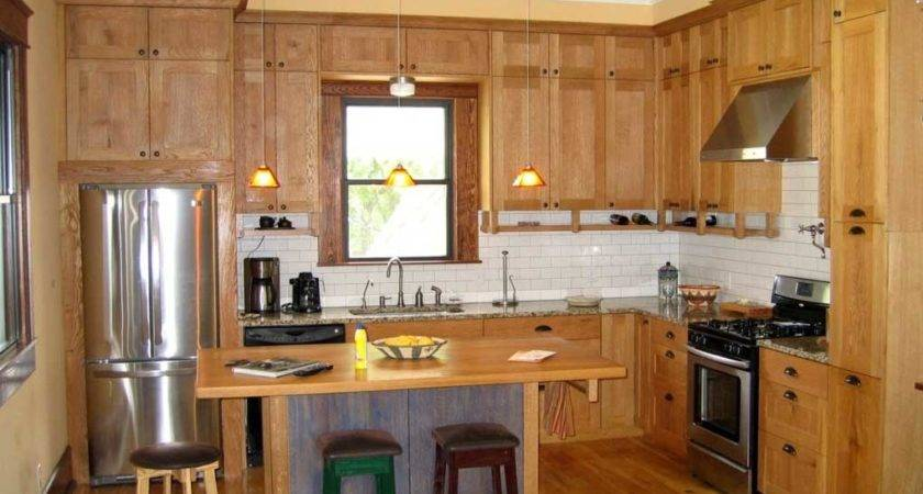 Kitchen Style Heavenly Shaped Design