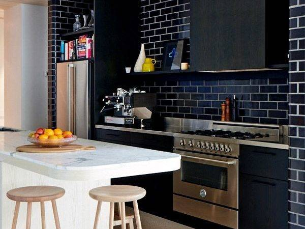 Kitchen Subway Tiles Back Style Inspiring Designs