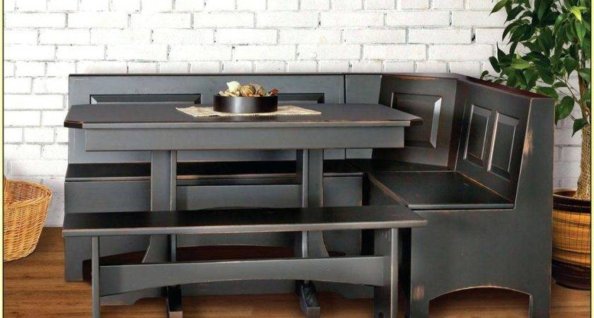 Kitchen Table Corner Bench Seating Thelt