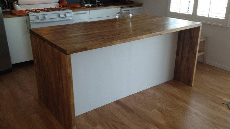 Kitchen Table Island Michelle Homemaker