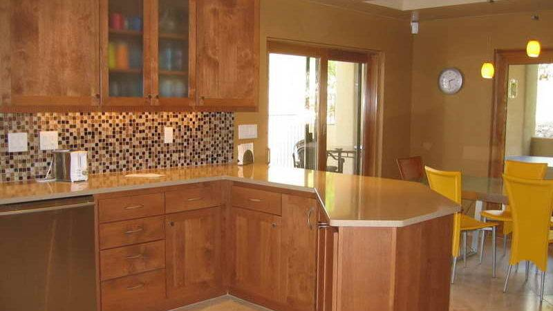 Kitchen Wall Color Ideas Oak Cabinets Think